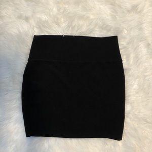 4/25$$ Forever 21 Mini Skirt